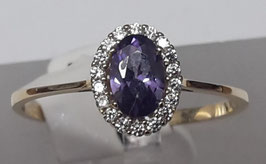 Ring synth,Amethyst 140014