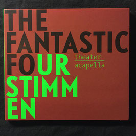 CD The fantastic foUrstimmen