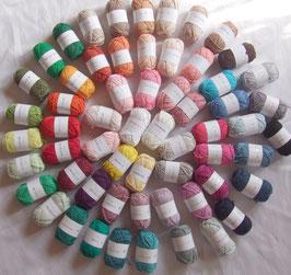 Ricorumi dk - 60 x 25g = 1500g - alle Farben