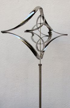 Windspiel Edelstahl Venus Trio