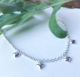13.Dezember: Armketteli Silber mit Herzli