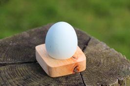 Eierbecher aus Holz, Nr. 10