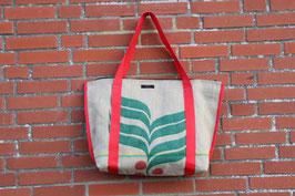 Beach Bag/ Shopping Bag aus Kaffeesack, Nr. 2