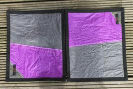 Krömmel Matt, schwarz/grau, lila, North Kiteboarding