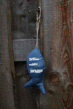 Zierfisch, klein, blau, weiß, North Kiteboarding