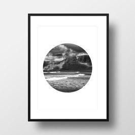 "A4 Artprint ""Island 02"""