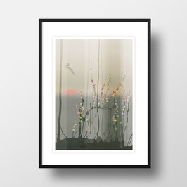 "A4 Artprint ""Magic Forest"""