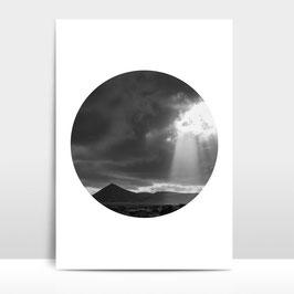 "A4 Artprint ""Island 01"""
