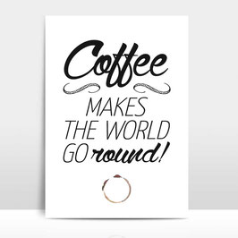 "A4 Artprint ""Coffee"""