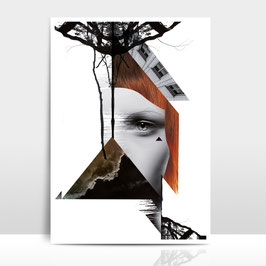 """A4 Artprint """"Rotschopf"""""""