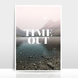 "A3 Artprint ""Time Out"""