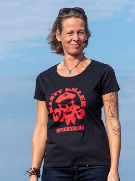 Shanty Killers Froen T-Shirt schwarz/rot