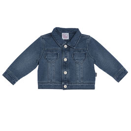 Jeans Jacke - Girls - Denim