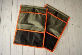 Dachzelt Schuh-Utility- Taschen