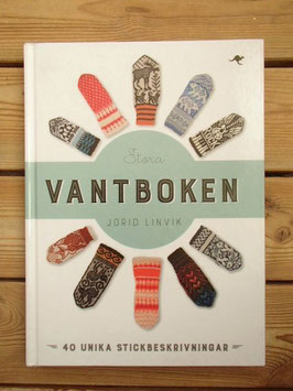 Stora VANTBOKEN /  ミトンブック