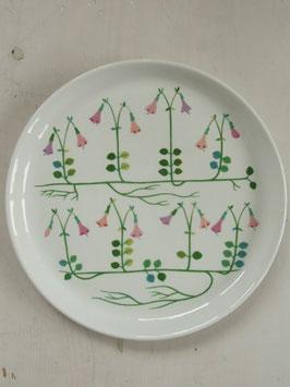 "Gusravsberg vintage ""Linnéa"" assiett (A) / グスタフスベリィ  ""Linnéa"" 小皿 (A)"