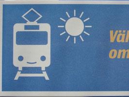 SJ biljetthållre o kort / SJスウェーデン国鉄 チケット入れ&カード