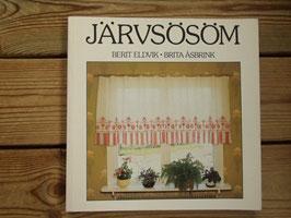 Järvsösöm / イェルヴスオーの刺繍