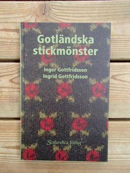 Gotländska stickmönster / ゴットランドの編み柄