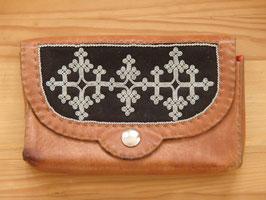Samisk liten väska / サーミ族のピューター刺繍パース(オールド)