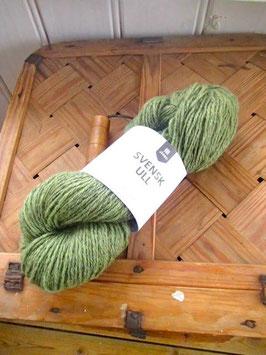 SVENSK ULL / スウェーデンの毛糸 ③うぐいす色