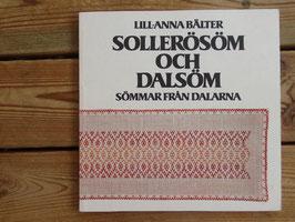 SOLLERÖSÖM OCH DALSÖM / ソッレルオーとダーラナのステッチ