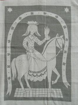 Jobs Handtrycks vintage tavla ¨CARITAS¨ ヨブスプリント ヴィンテージタペストリー
