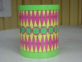 ira burk cylind / ira ティン缶 円筒形