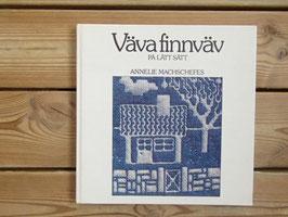 Väva finnväv / フィン織りを織ろう