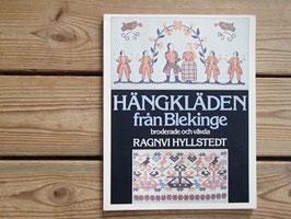Hängkläden från Blekinge / ブレーキンゲ地方のタペストリー