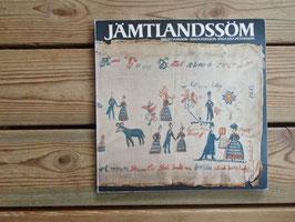 Jämtlandssöm / イェムトランドの刺繍
