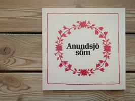 Anundsjösöm / Anundsjö刺繍