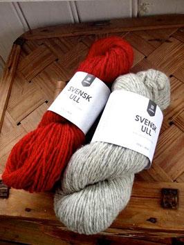 SVENSK ULL / スウェーデンの毛糸 ⑦ レッド