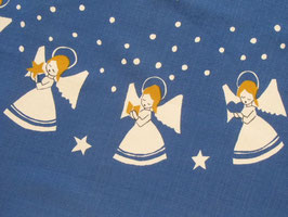 "Storjulduk ""änglar""B / クリスマステーブルクロス エンジェル B"