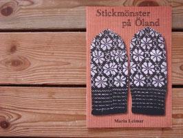 Stickmönster på Öland / エーランド島の編み柄