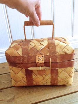 Näver handväska / 白樺 ハンドバッグ