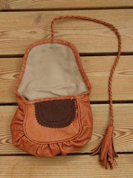 Samisk sypåse i renskinn / サーミ族のトナカイ革のソーイング袋