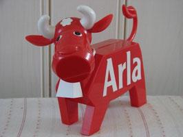 Arla ko plast sparbössa / アーラ 牛さん貯金箱