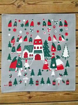 BB Julotta (grå) / BB クリスマスのミサ(グレー)
