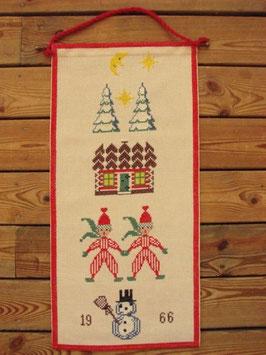 Julvepa 1966 / クリスマスタペストリー 1966