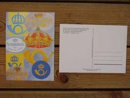 Postens vykort Postmuseum / ポストミュージアム カード