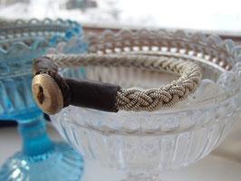Samisk armband / サーミ族のピューターブレスレット
