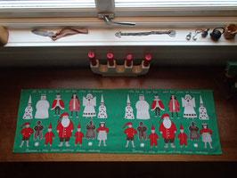 "Julbonad ""Julfigurer"" / クリスマスのキャラクター"