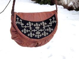 Samisk väska i renskinn / サーミ族のトナカイ革のバッグ