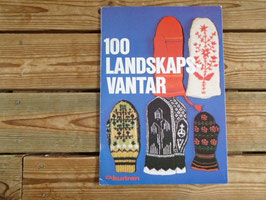 100 Landskapsvantar / 伝統のミトン100