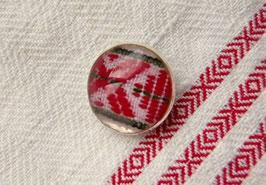 Metallknappar med Leksandsband (f) / レクサンドバンド(細)のボタン