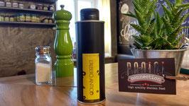 Olivenöl extra vergine 0,25 Liter konischer Kanister