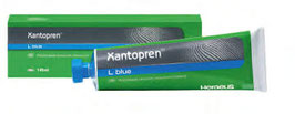 Xantopren L blue. marca Kulzer
