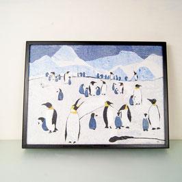 original artwork pinguins