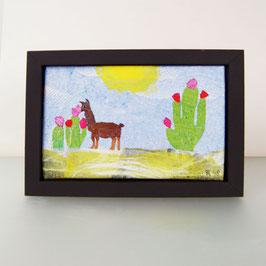 Lama artwork